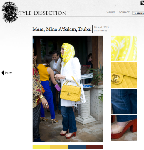 Captured by Blogger Style Dissection